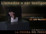 La prueba del fuego: el vídeo que marcó unadiferencia