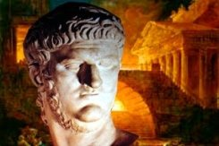 Nerón incendio de Roma