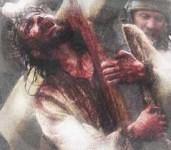 Jesús cruz 33