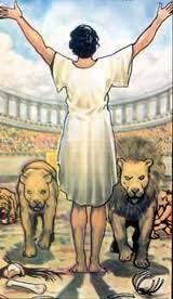 Martir leones