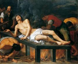 Martirio de San Sebastián