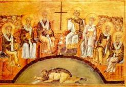Nicea y Arrio