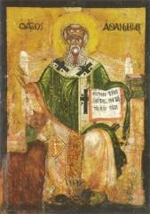 San Atanasio de Alejandría