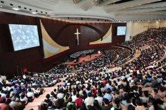 iglesia en Singapur