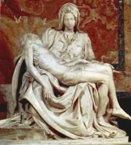 Pietá de Miguel Angel
