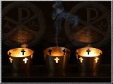 La Iglesia surgida del Concilio de Nicea 2/4 (incienso, aceite yvelas)
