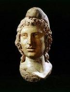 el dios Mitra con gorro frigio