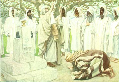 Abraham y Melquisedec