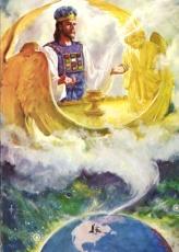 Jesús como sumo sacerdote