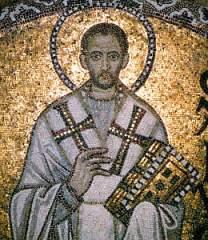 San Juan Crisóstomo, Patriarca de Constantinopla, s. IV