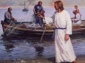 Vocación primeros apóstoles