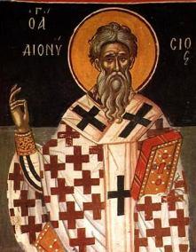 San Dionisio, patriarca de Alejandría s.III