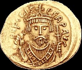 Flavius Phocas Augustus, 602-610