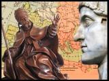 Los patriarcados: Constantino y la autoridad delpapa