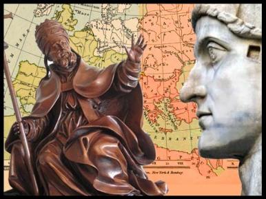 Los patriarcados- Constantino y la autoridad del papa