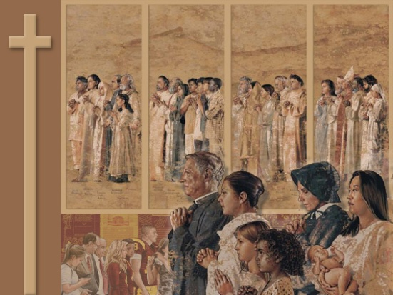 El culto a los santos en la Iglesia primitiva