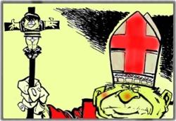 satira obispo