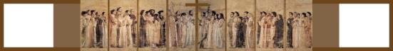 tapid de la Comunión de los Santos - por John Nava