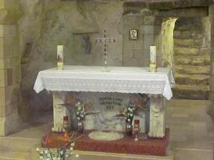 Gruta de la Anunciación
