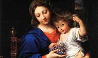María madre