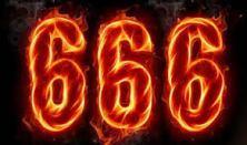 666, el número de la bestia