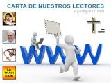 CARTA Nº 2- (de un protestante): El rosario, el papa, las oraciones repetitivas, la Tradición y laVirgen