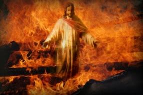 Jesús fuego 2