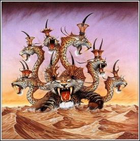 La Bestia que sube del mar
