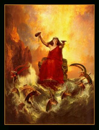 La Gran Ramera de Babilonia