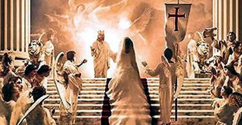 Las bodas del Cordero: Jesús y su Iglesia