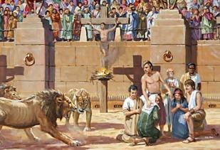 Persecuciones contra los cristianos