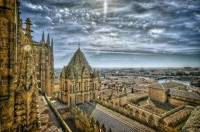 Salamanca ¿sede del Anticristo?