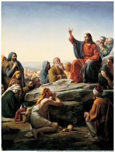 Jesús enseña a orar
