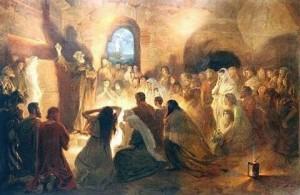 misa iglesia primitiva
