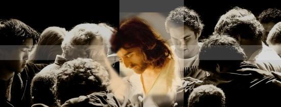 Jesús con su iglesia