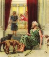 Lázaro y el rico Epulón