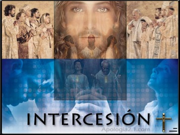 Pueden los santos interceder por nosotros