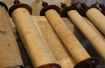 rollos del Antiguo Testamento