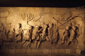 Friso Destrucción Jerusalén