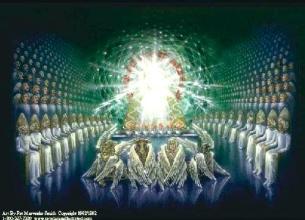 Adoracion celestial - Apocalipsis