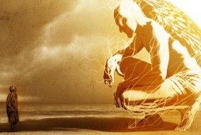 Apocalipsis - Juan y el ángel