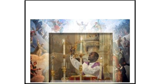 Origen de la misa católica