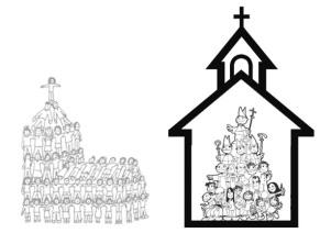 Dos iglesias