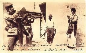 Guerra cristera, México