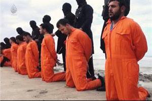 Estado islámico mata 21 cristianos