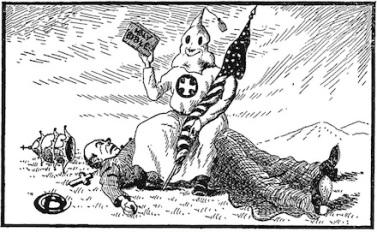 Ku Klux Klan anticatólico