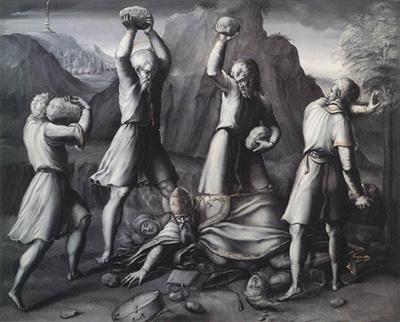 protestantes matan catolicos
