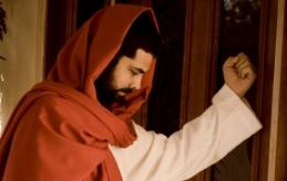 Jesús llama a la puerta