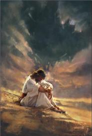 Jesús llora por Jerusalén