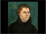 El pesimismo de Lutero, fuente delprotestantismo